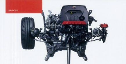 トヨタGRヤリスRZのエンジン