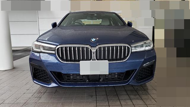 BMW 5シリーズグリル
