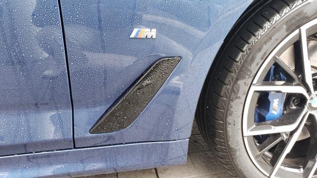 BMW5シリーズエアブリーザー
