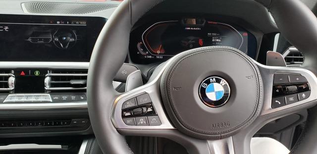BMW 4シリーズ M440iハンドリングは?