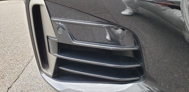 BMW 4シリーズ M440iダクト
