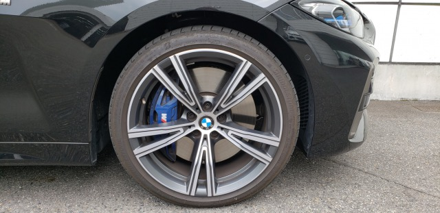 BMW 4シリーズ M440i乗り心地