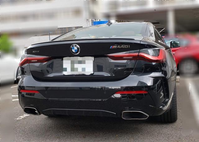 BMW 4シリーズ M440iマフラー