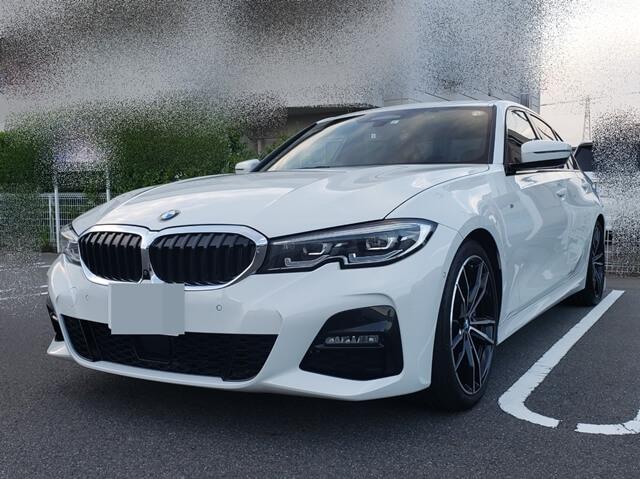 G20型BMW 320i Mスポーツカッコいい?ださい?